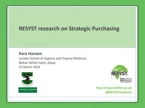 purchasing research