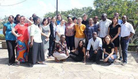 RESYST annual meeting 2016, Kilifi, Kenya